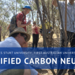 Charles Sturt University first Australian university to be certified carbon neutral