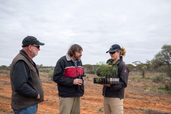 carbon farming advice rebate program